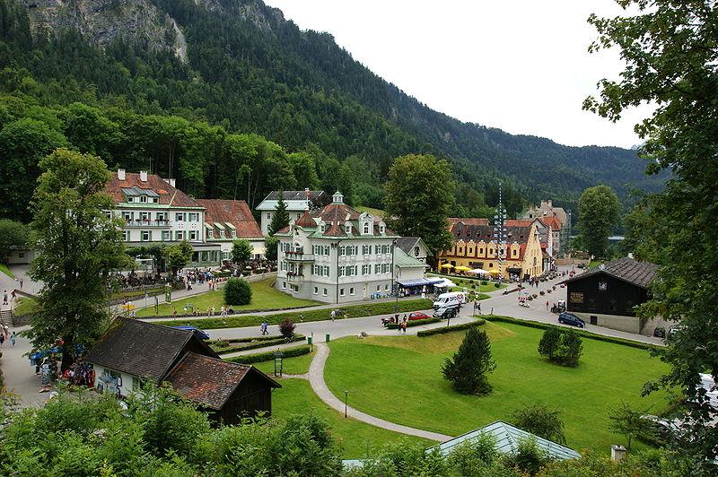 Romantic Road & the Bavarian Lakes Bike Tour