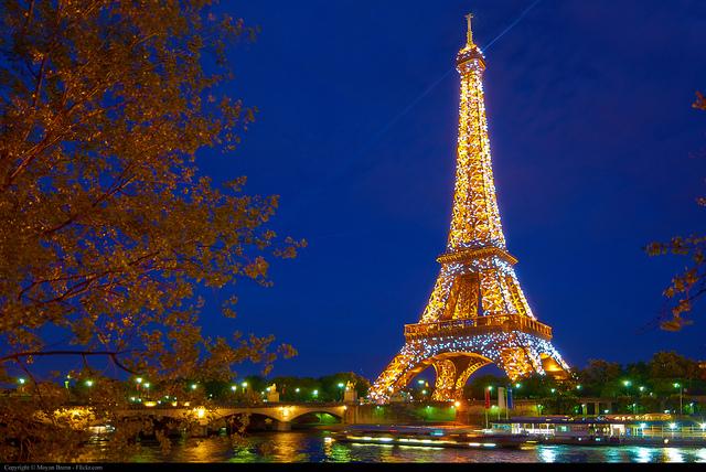 Biking Tours In Paris France