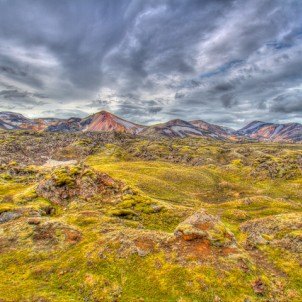 Landmannalaugar - one example of Iceland's amazing beauty. Photo via Flickr:srikanth_jandy