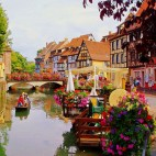 Alsace Wine Route Photo