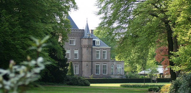 Castle Prattenburg in Rhenen