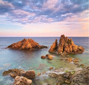 Costa Brava. Photo via Creative Commons:a.m.rua