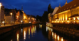 Strasbourg. Photo via Flickr:.tungl