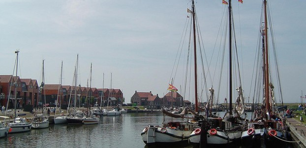 Harbor in Stavoren - photo via Flickr:jackofhearts398