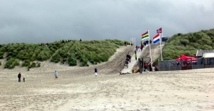Terschelling beach. Photo via Flickr:aromano