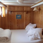 double bed cabin